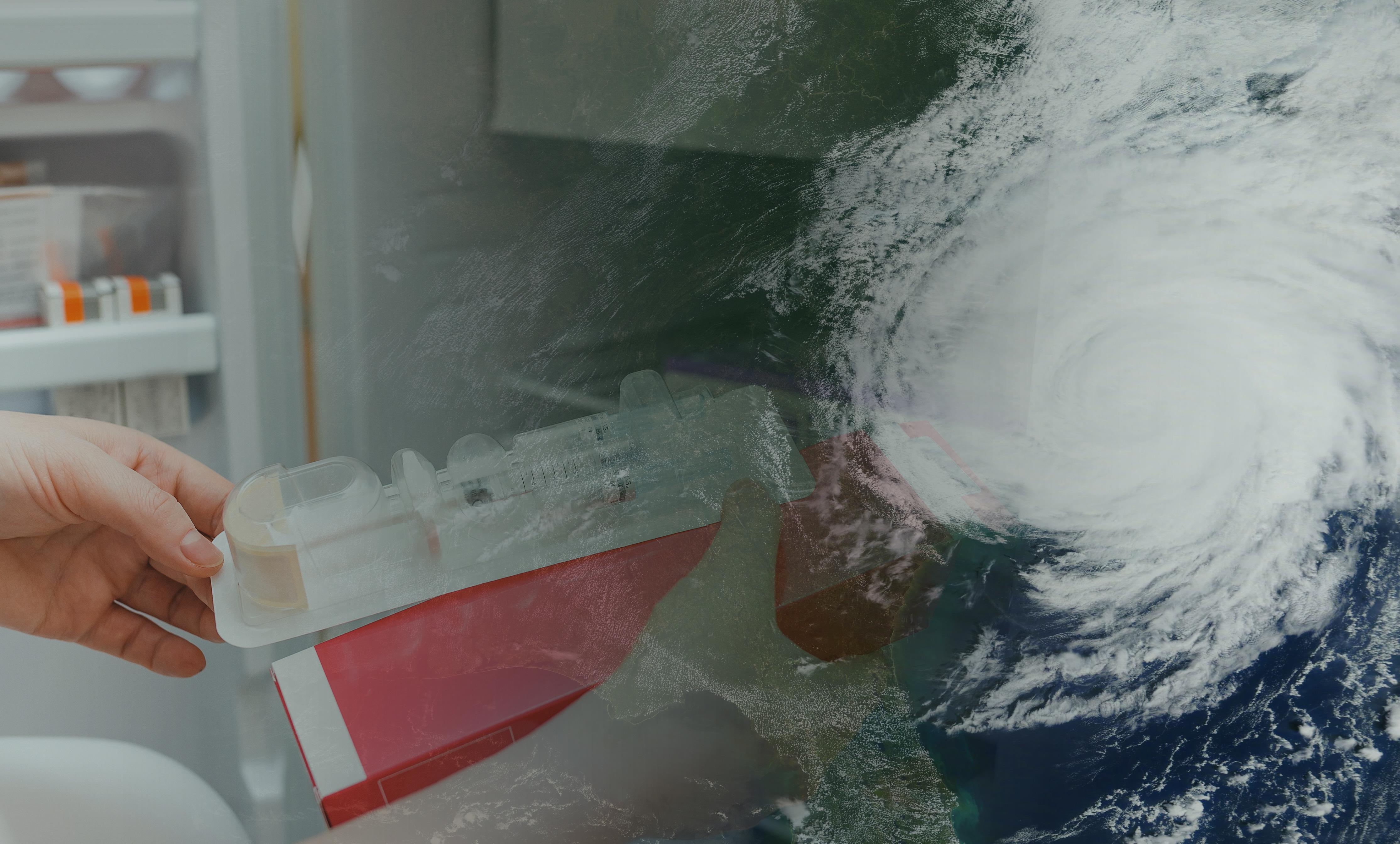 Hurricane Vaccine Image