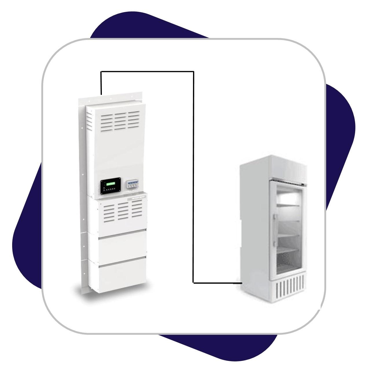Standalone Refridgerator Battery Backup System.jpg