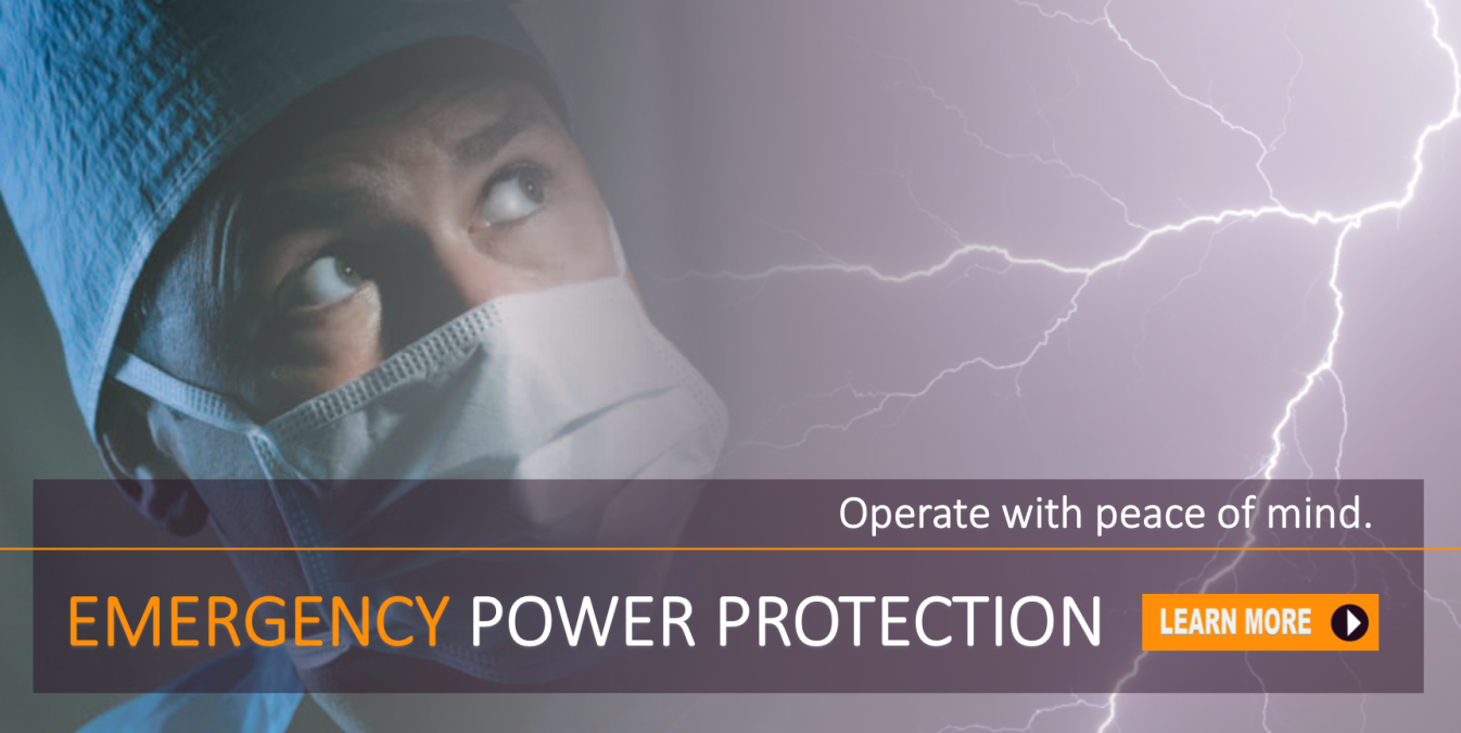 Emergency Backup Power for Opperating Rooms