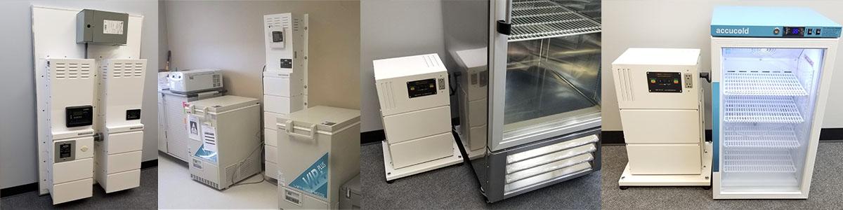 Freezer Battery Backup System