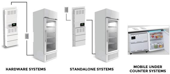 refrigeration detail