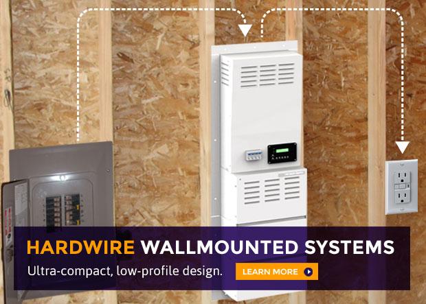 hardwire system