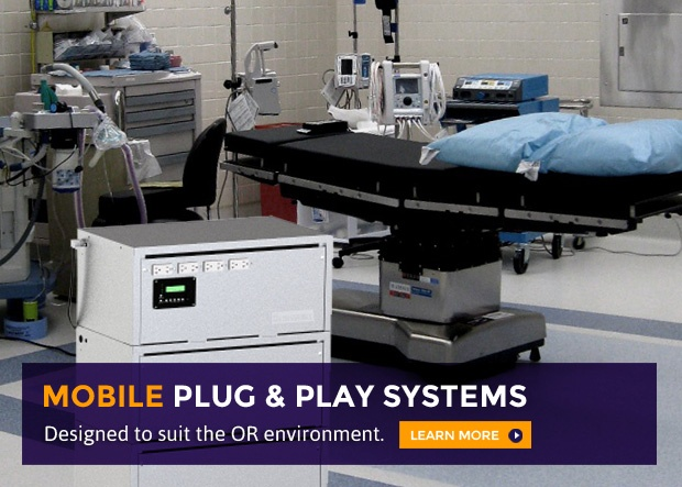 mobile plug play systems